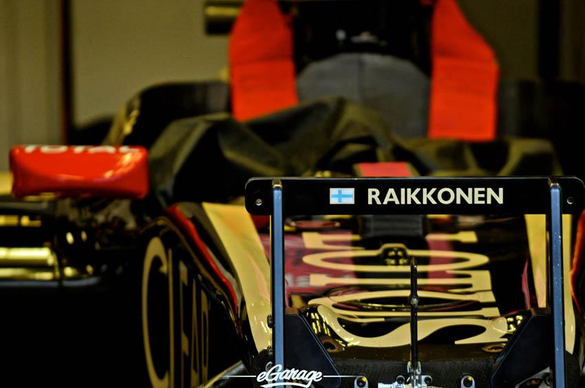 eGarage 2012 Italian Grand Prix Raikkonen