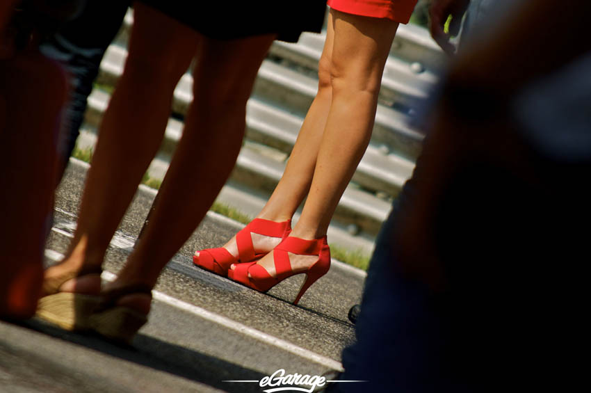 eGarage 2012 Italian Grand Prix Red Shoes