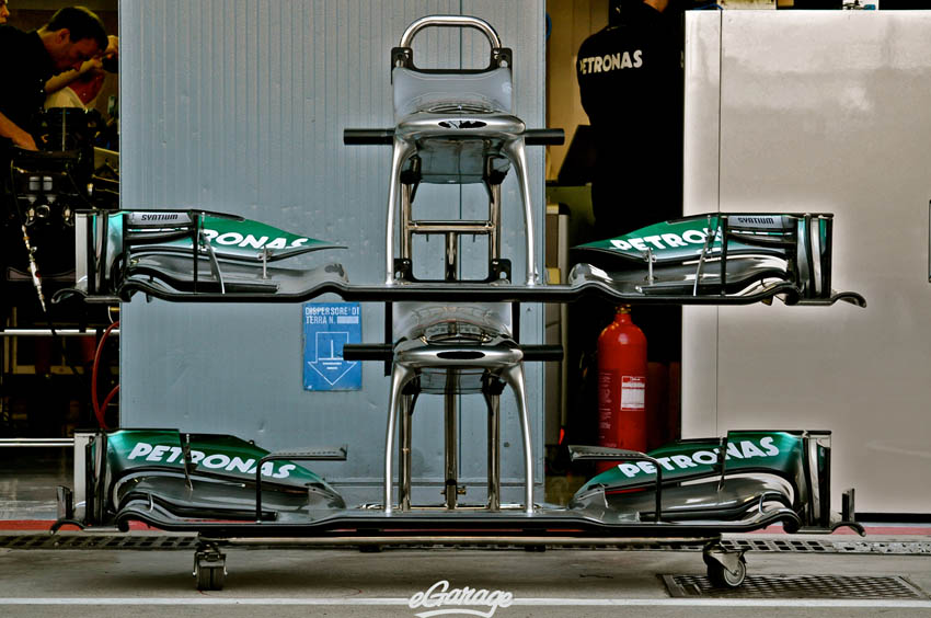 eGarage 2012 Italian Grand Prix Petronas Body