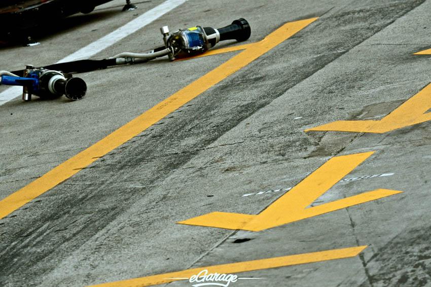 eGarage 2012 Italian Grand Prix Monza Track Pit Lane