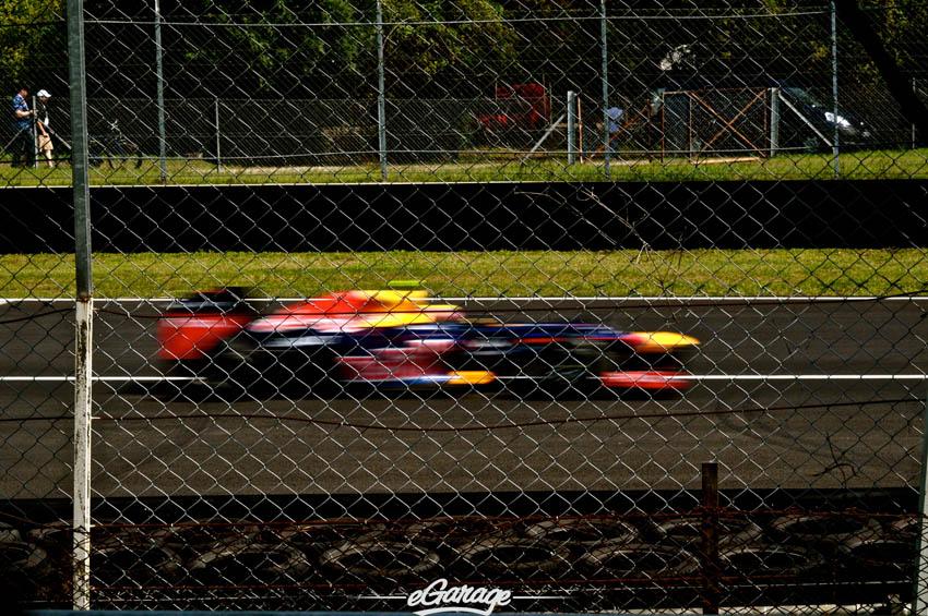 eGarage 2012 Italian Grand Prix Red Bull Blur
