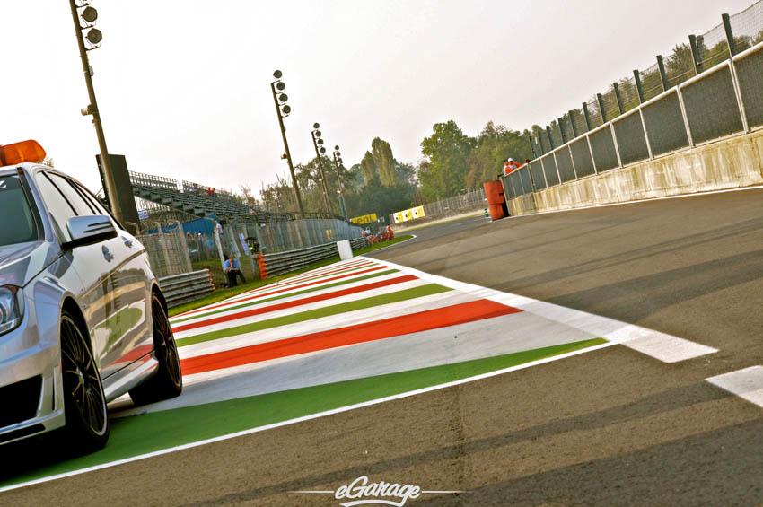 eGarage 2012 Italian Grand Prix Monza Track