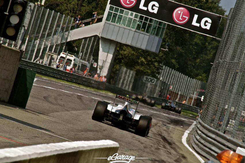 eGarage 2012 Italian Grand Prix CatchUp