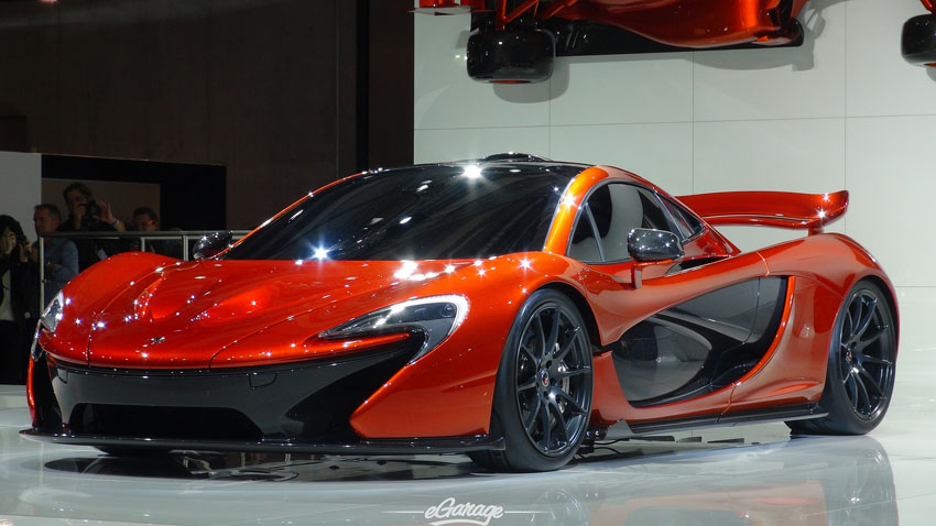 8030426667 07f84d0d86 h Mclaren P1 Revealed at Paris