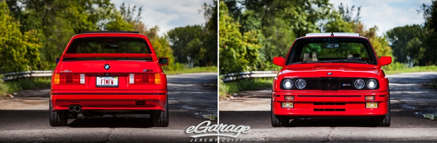 BMW e30 M3 jeremy Cliff BMW Throwback Thursday