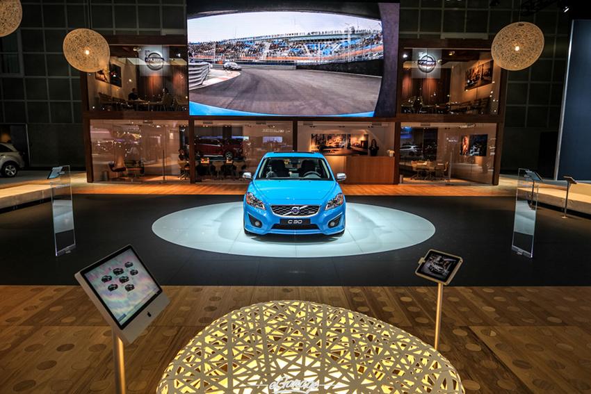 2012 LA Auto Show