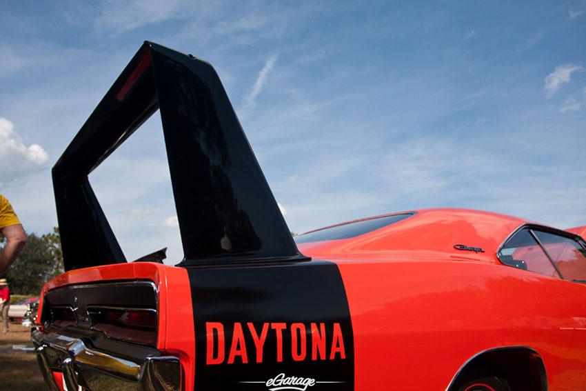 Hilton Head Island Motoring Festival Dodge Daytona