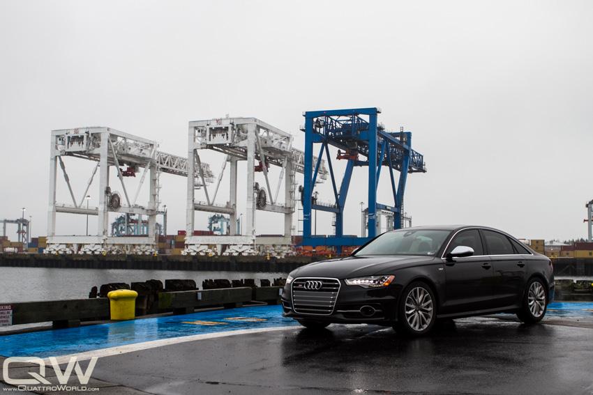 2013 Audi S6 Driven