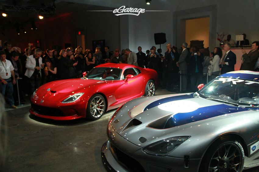 SRT VIPER eGarage 2012 Year in Review