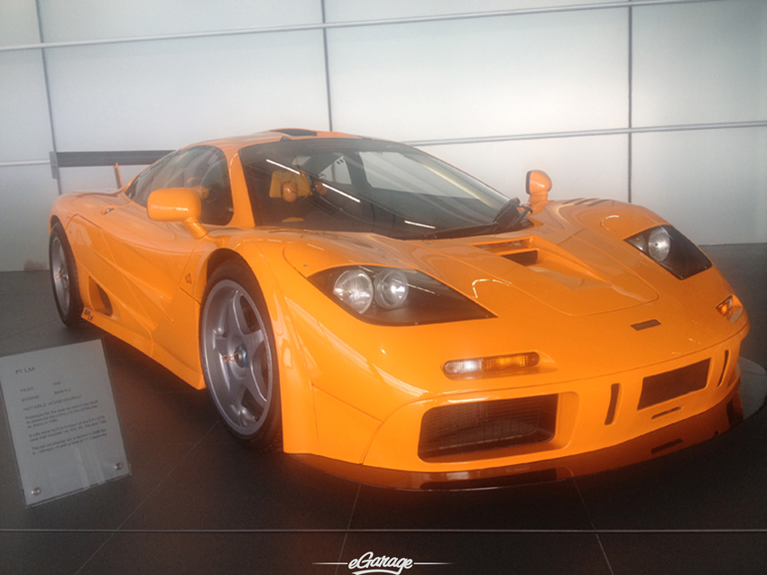 F1orange McLaren MP4 28 Reveal