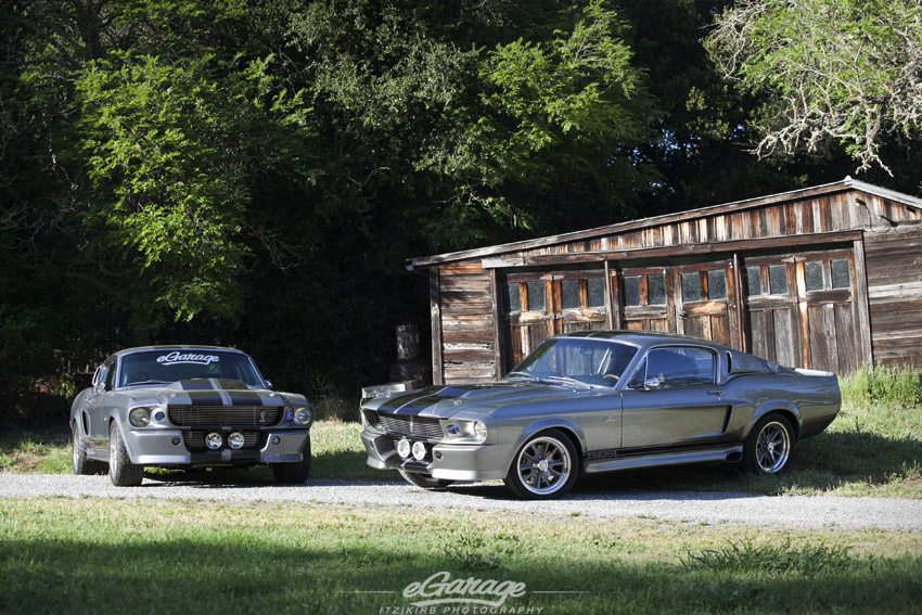 GT500 Eleanor 1967 Eleanor: The Perfect Date