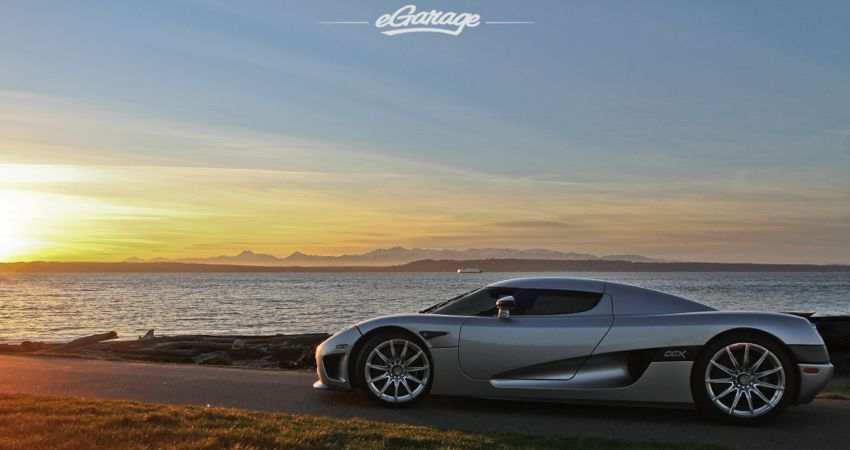 Koenigsegg CCX Cats Exotics The Sun Sets on a Supercar: Koenigsegg CCX
