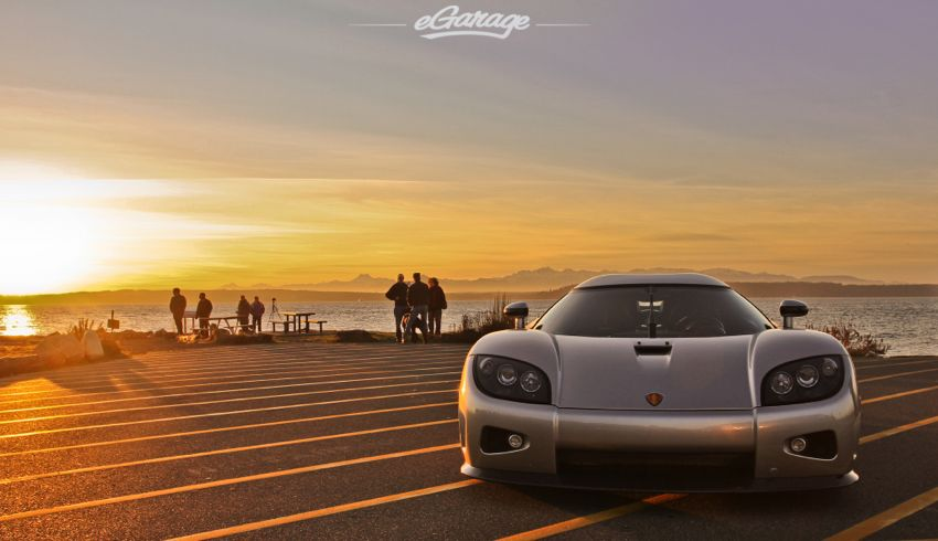 Koenigsegg eGarage1 The Sun Sets on a Supercar: Koenigsegg CCX