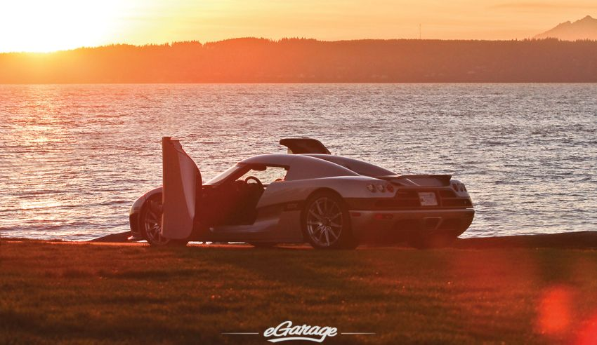 Koenigsegg sunset The Sun Sets on a Supercar: Koenigsegg CCX