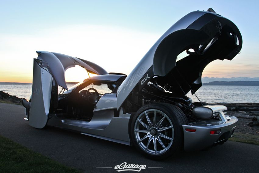 Koenigsegg wheels The Sun Sets on a Supercar: Koenigsegg CCX