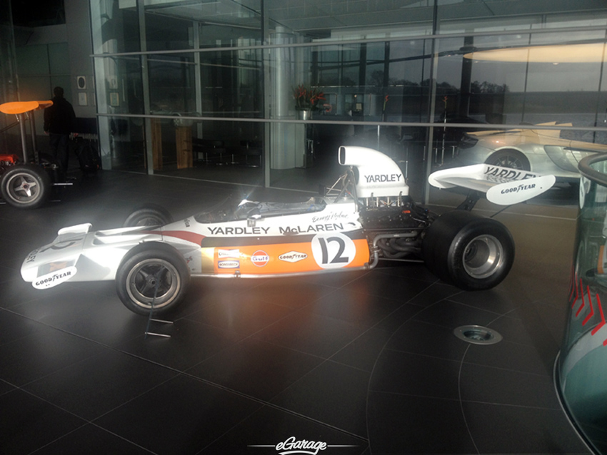 M20 copy McLaren MP4 28 Reveal
