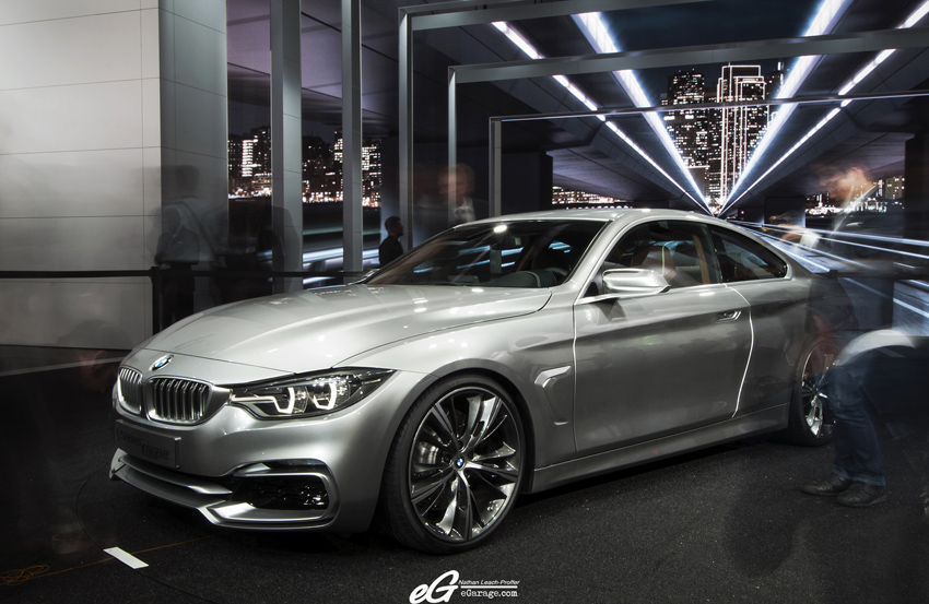 BMW 4 Series Coupe NAIAS 2013