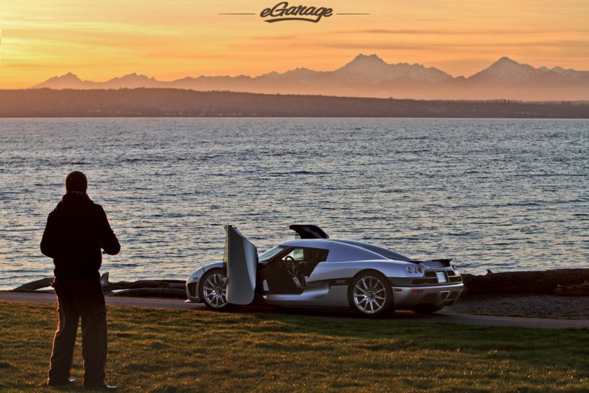 egarage Koenigsegg Cats Exotics The Sun Sets on a Supercar: Koenigsegg CCX