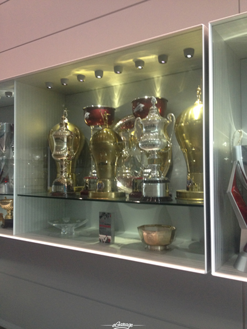 McLaren Trophies