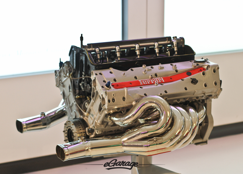 1997 Ferrari F1 Engine 046/2