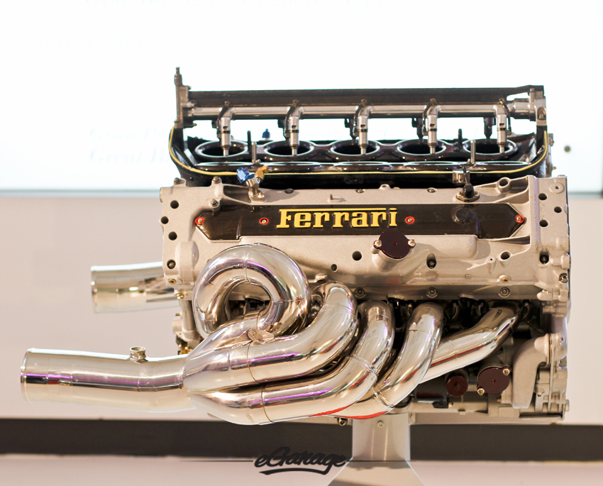 1998 Ferrari F1 Engine 047