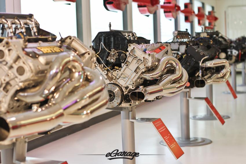 Ferrari F1 Engines