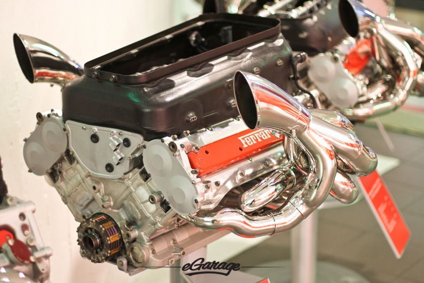 2003 Ferrari F1 Engine 050