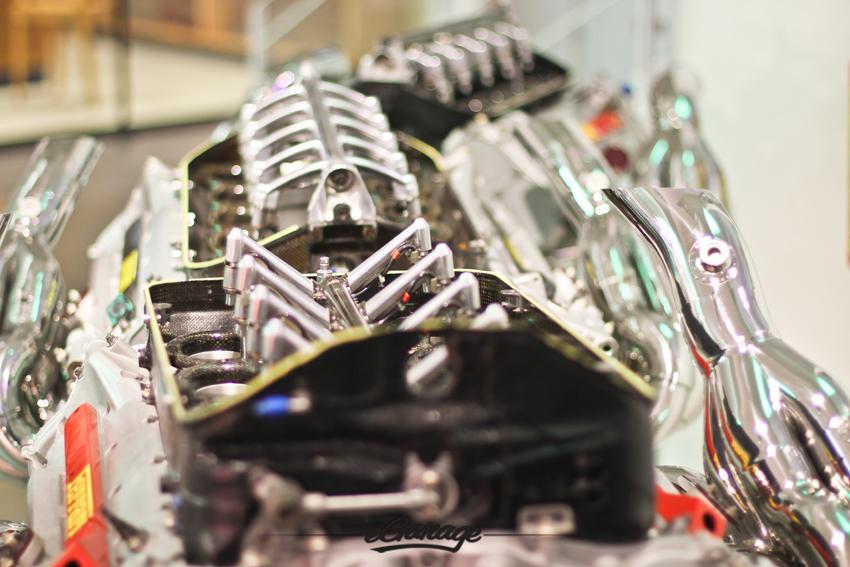 Ferrari F1 Engine