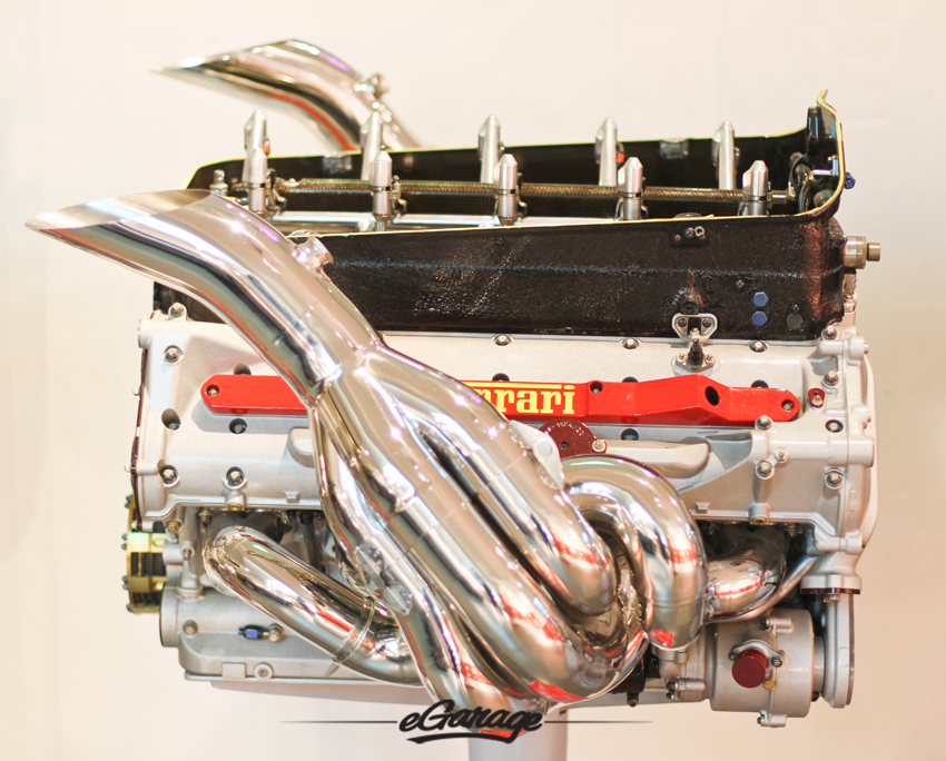 2001 Ferrari F1 Engine 050