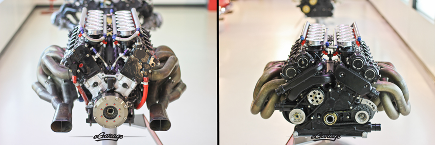 1986 Ferrari F1 Engine 032