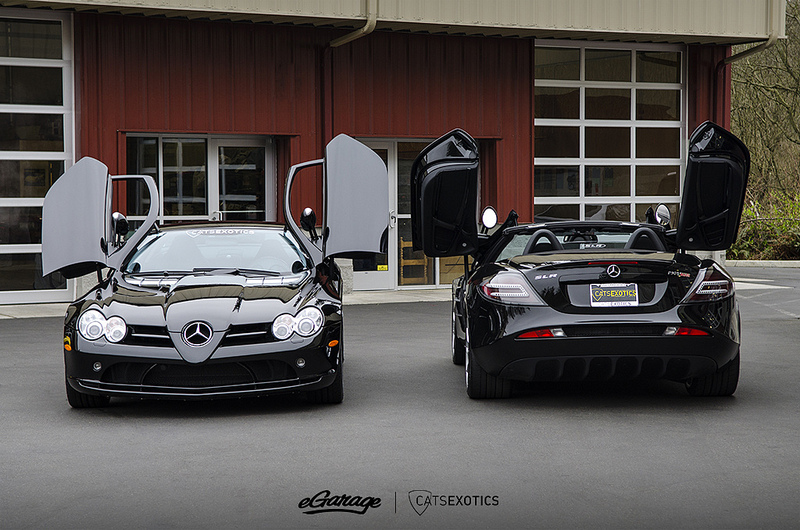8680510015 241bb35ec0 c Cats Exotics McLaren SLR Coupe and Roadster