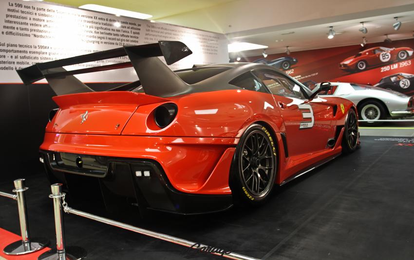 Ferrari Museum eGarage