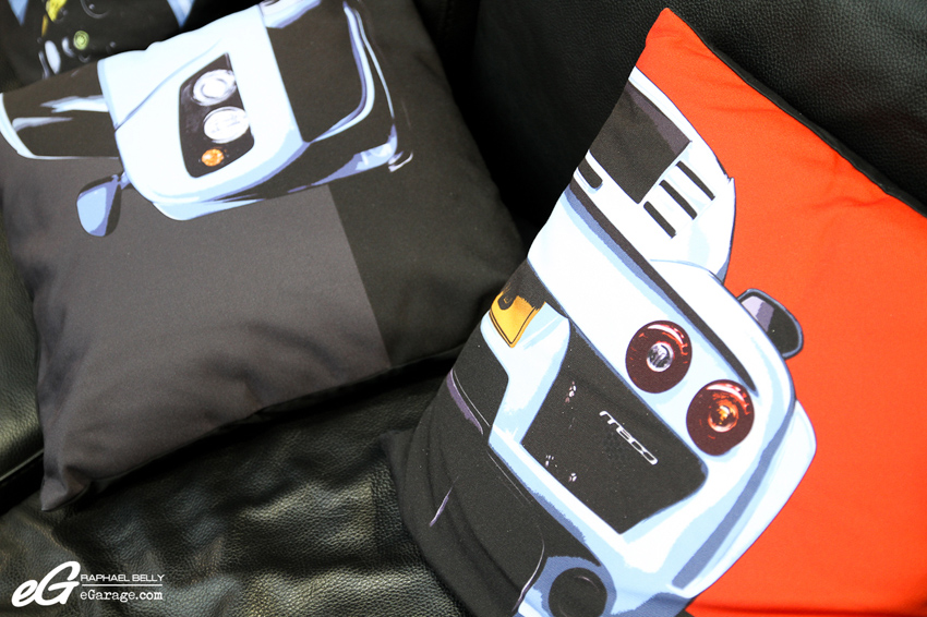 Top Marques 2013 pillows