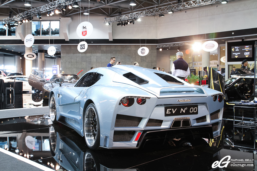 Top Marques 2013 Mazzanti Evantra