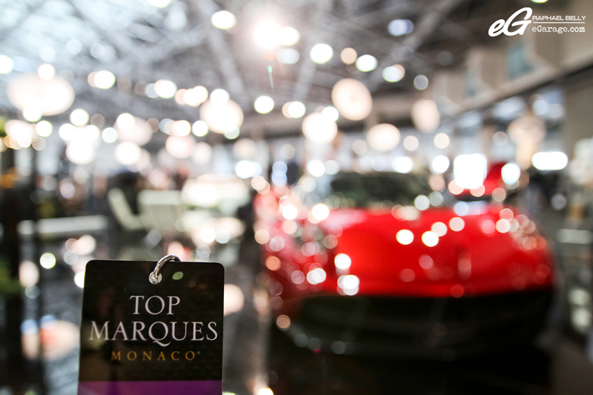 Top Marques 2013 entrance
