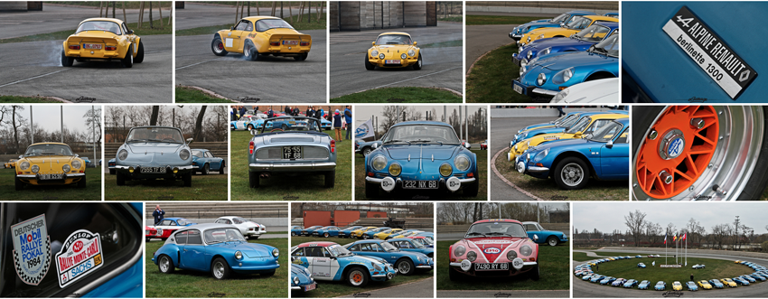 Renault Alpine A110 Photo Album