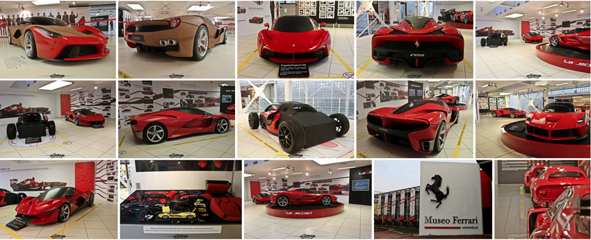 Ferrari Supercars Photo Album