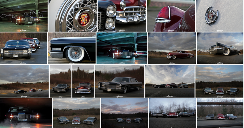 Cadillac Life Photo Album