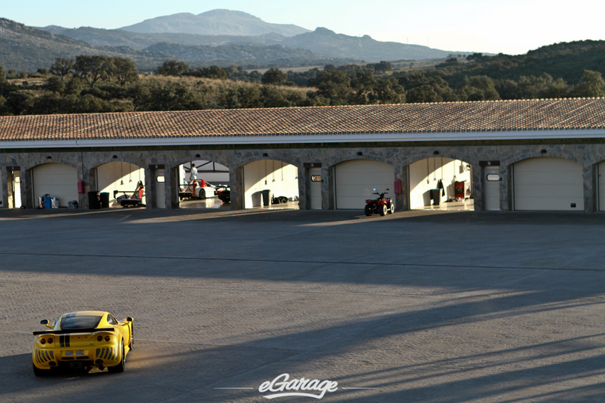 eGarage Ascari Race Resort