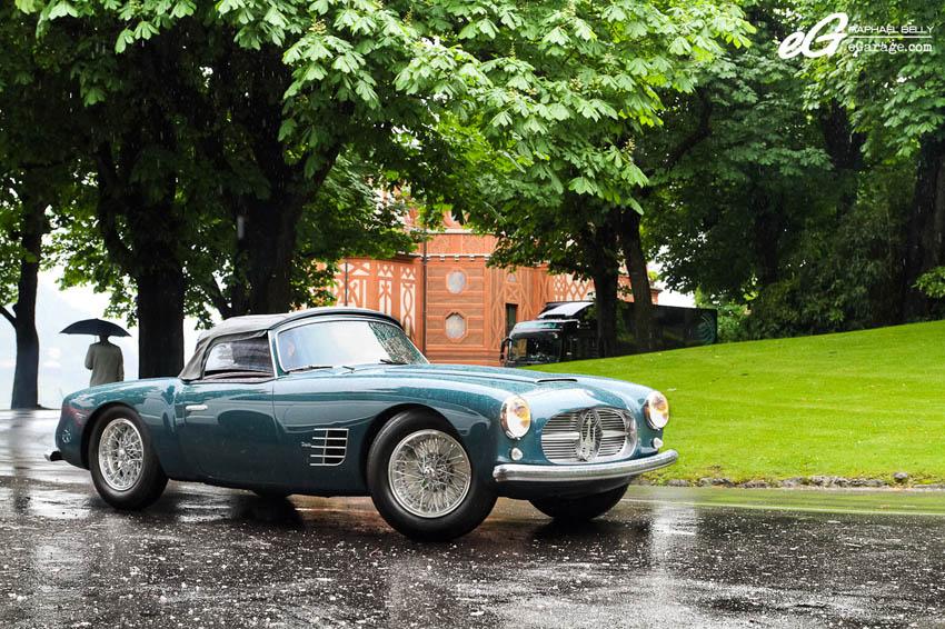 2013 Villa d'Este Rain Maserati