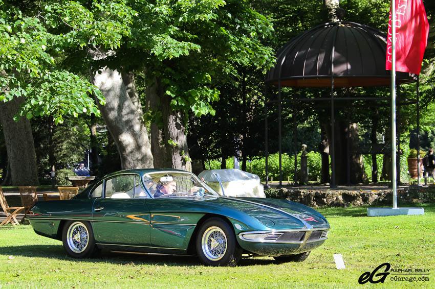 2013 Villa d'Este Lamborghini
