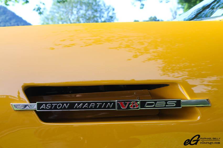 2013 Villa d'Este Aston Martin DBS