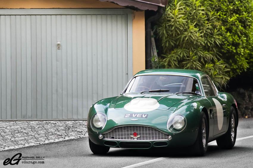2013 Villa d'Este Aston Martin DB4 GT