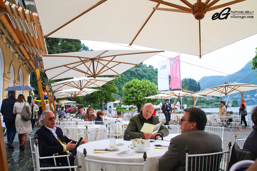 2013 Villa d'Este Restaurant
