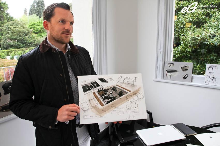 2013 Villa d'Este Rolls Royce Bespoke