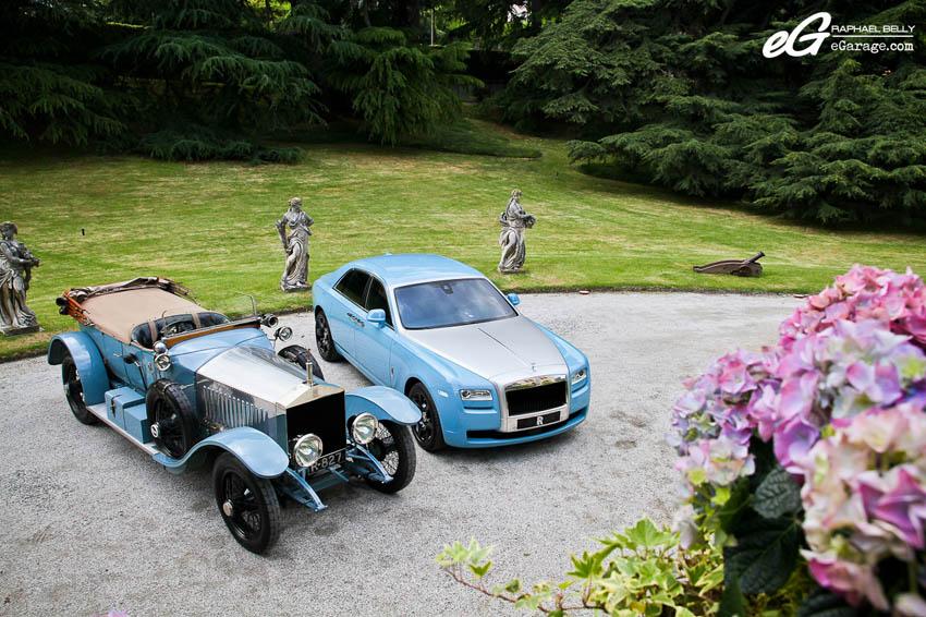 2013 Villa d'Este Rolls Royce