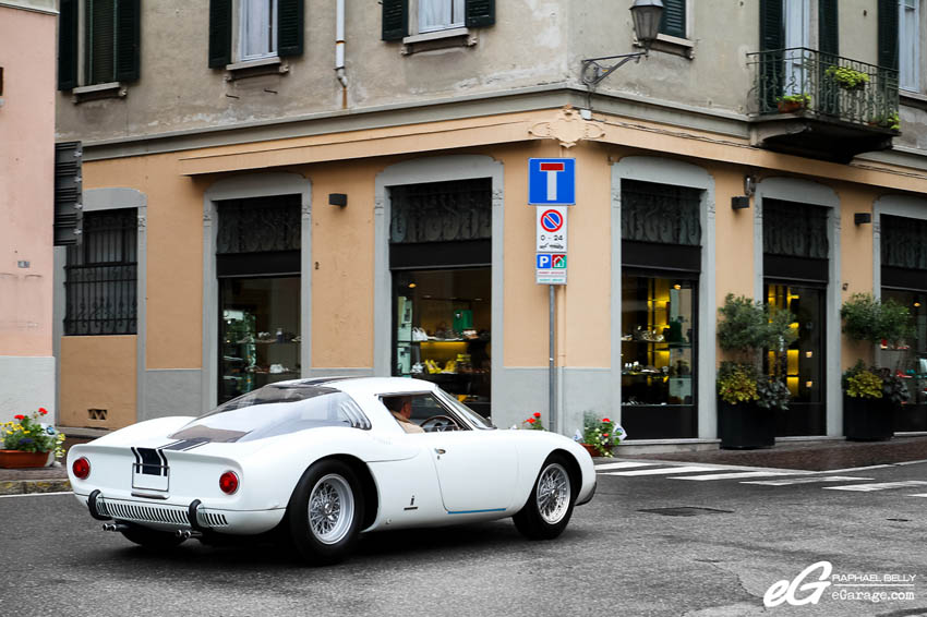 2013 Villa d'Este 250LM Stradale Speciale