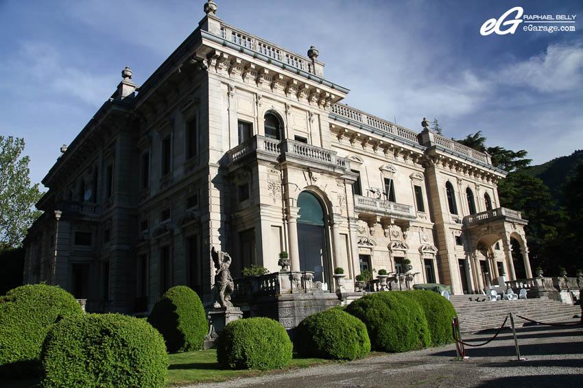 2013 Villa d'Este Villa Erba