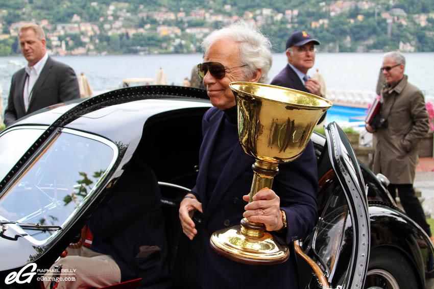 2013 Villa d'Este Bugatti Type 57SC Atlantique Ralph Lauren