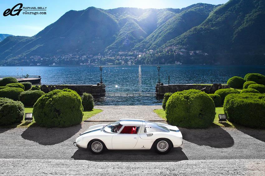 2013 Villa d'Este  250 LM Stradale Speciale